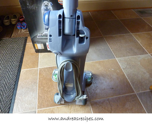 Andrea Meyers - Hoover FloorMate Hard Floor Cleaner, parts