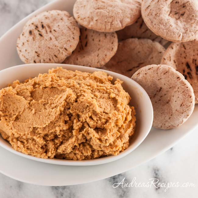 Chipotle Hummus - Andrea Meyers