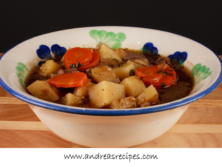 Andrea's Recipes - Irish Beef Stew
