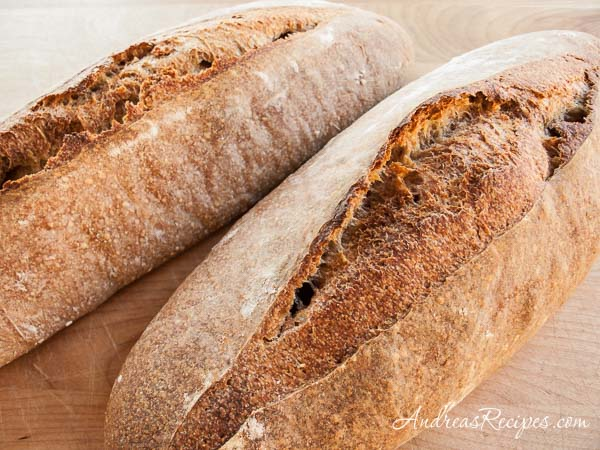 Local Breads, Pain au Levain - Andrea Meyers