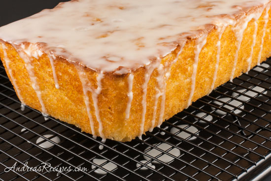 Lemon Yogurt Cake - Andrea Meyers