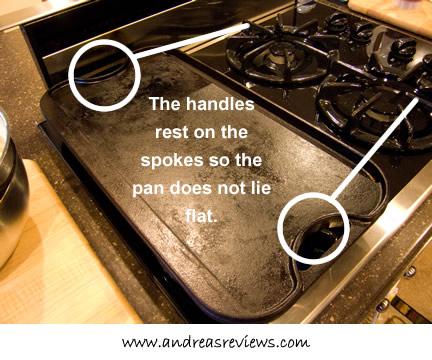 grill pan handles
