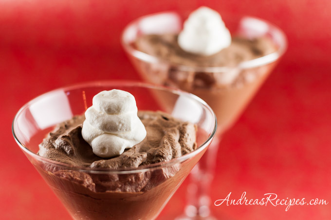 Andrea Meyers - Julia Child's Chocolate Mousse