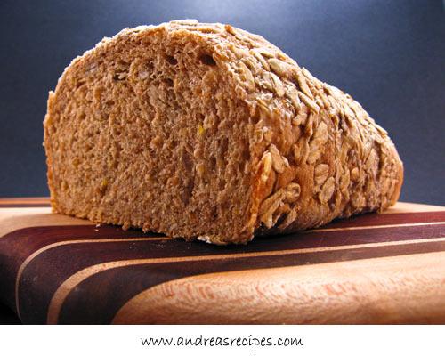 Multigrain Sandwich Bread