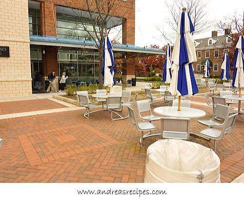 Andrea Meyers - Penn State Berkey Creamery, court