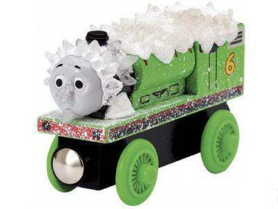 Jack Frost Percy