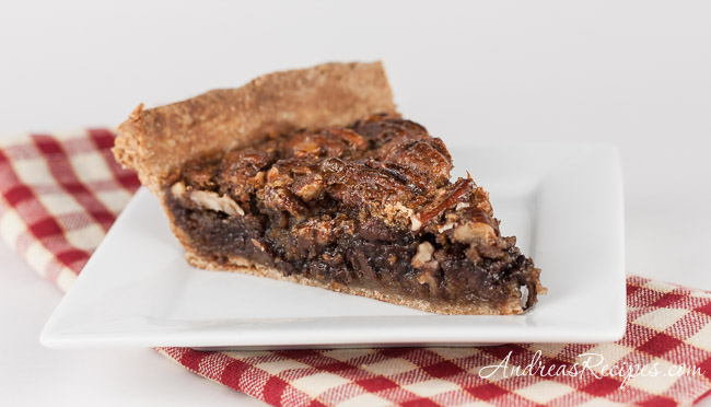 Andrea Meyers - Bourbon Chocolate Pecan Pie