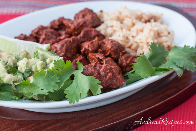 Andrea Meyers - Slow-Cooked Achiote-Marinated Pork (Cochinita Pibil)