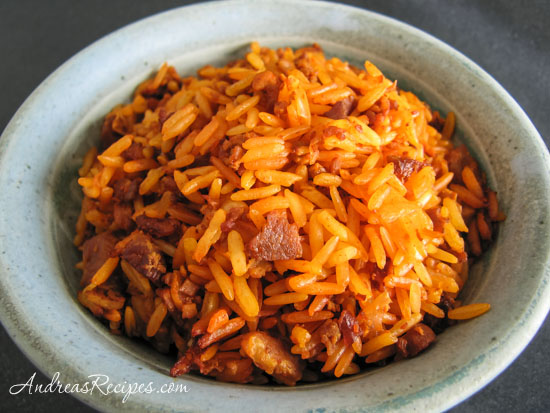 Saipan Red Rice (Eneksa Agaga)