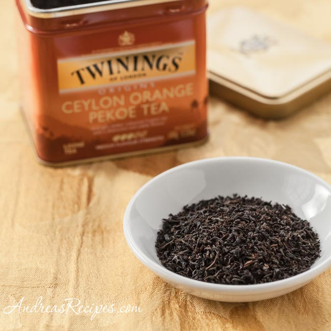 Twingings Orange Pekoe Tea - Andrea Meyers