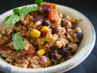 Andrea's Recipes - Andrea's Red Rice and Beans