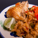 Andrea's Recipes - Arroz con Pollo