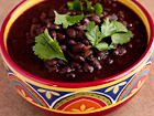 Andrea Meyers - Spicy Mexican Black Beans (The Kids Cook Monday)