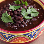 Andrea Meyers - Spicy Mexican Black Beans