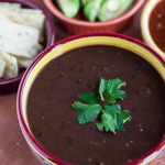 Andrea's Recipes - Black Bean Soup