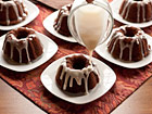 Andrea Meyers - Wegmeyer Farms: Autumn Pumpkins (Mini Spiced Pumpkin Bundt Cakes with Maple Glaze)