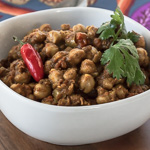 Andrea Meyers - From the Pantry: Cardamom Pods (Chana Masala)