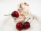 Andrea Meyers - Cherry Vanilla Ice Cream