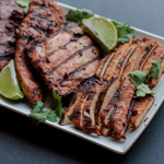 Andrea Meyers - Grilled Adobo Chicken (Pollo Adobado)