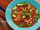 Andrea Meyers - Slow Cooker Chicken Tortilla Soup