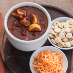 Andrea's Recipes - Michael's Vegetarian Chili