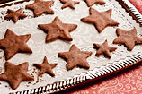 Andrea Meyers - Basler Brunsli Cookies