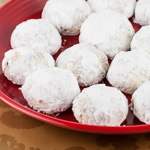 Coconut Orange Snowballs - Andrea Meyers