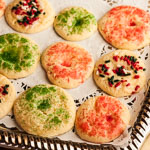 Andrea Meyers - Mexican Butter Cookies with Sprinkles (Galletas con Chochitos)