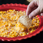 Andrea Meyers - Spicy Creamy Baked Corn