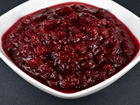 Andrea's Recipes - Cranberry Apple and Ginger Chutney