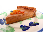 Andrea's Recipes - Milk Chocolate and Caramel Tart