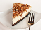 Andrea's Recipes - Bourbon Chocolate Pecan Cheesecake