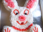 Andrea Meyers - Easter Bunny Cake