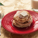 Andrea's Recipes - Eggnog Pancakes
