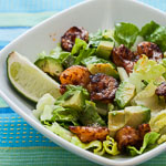 Spicy Shrimp Salad - Andrea Meyers