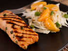 Andrea Meyers - Miso-Marinated Grilled Salmon