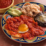 Andrea Meyers - Huevos Rancheros (The Kids Cook Monday)