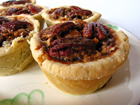 Andrea Meyers - Mini Chocolate Pecan Pies