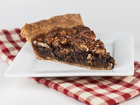 Andrea Meyers - Bourbon Chocolate Pecan Pie with Whole Wheat Crust