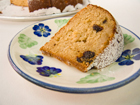 Andrea's Recipes - Brown Sugar Cake with Prunes and Apples