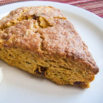 Andrea Meyers - Pumpkin Scones