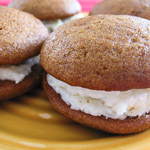Andrea's Recipes - Spicy Pumpkin Whoopie Pies