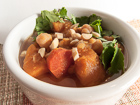 Andrea Meyers - Slow Cooker Squash Stew with Garbanzo Beans and Red Lentils