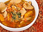 Andrea Meyers - Moroccan Chicken Soup