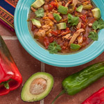 Andrea's Recipes - Chicken Tortilla Soup