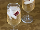 Andrea's Recipes - Sparkling Apple Cocktail