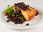 Andrea Meyers - Spicy Black Beans and Ham