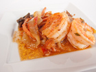 Andrea Meyers - Shrimp with Mushroom Tapas
