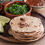 Andrea Meyers - Whole Wheat Tortillas (Kids Cook Monday)