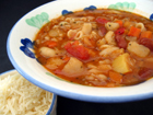Andrea's Recipes - Winter Minestrone